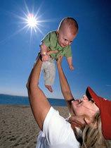 Ребенок содрал родинку - что делать родителям и как помочь малышу, если он ее расчесал?