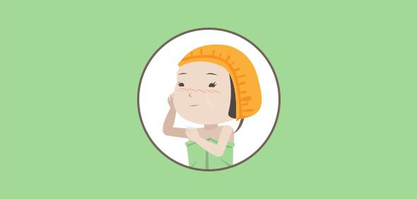 У ребенка чешется голова, но вшей нет - почему это происходит и что делать?