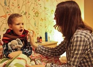Бактериальная ангина у детей: симптомы и лечение, профилактика болезни
