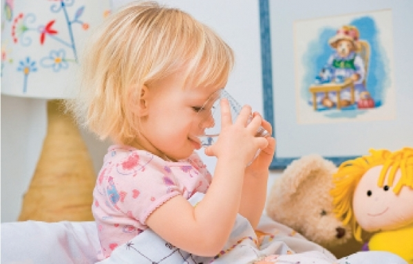Ребенок задыхается от кашля, не может дышать из-за него по ночам - что делать?