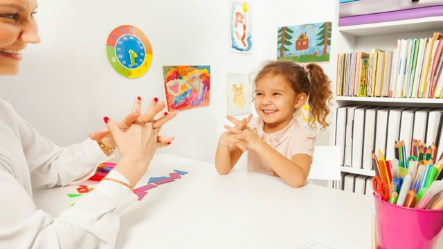 Логопедические занятия для детей 4-5 лет: упражнения по речевому развитию, видео