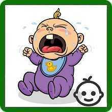 Ребенок плачет во время кормления грудью, смесью: как помочь новорожденному и грудчнику