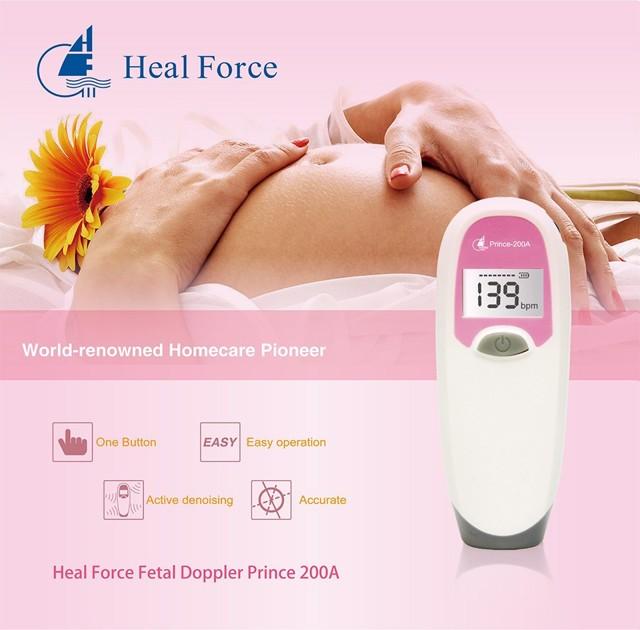 Фетальный допплер для беременных: как послушать сердцебиение плода в домашних условиях?