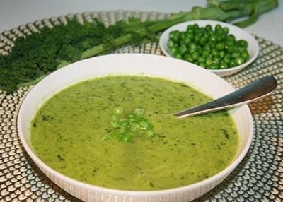 С какого возраста можно давать ребенку гороховый суп и кашу?