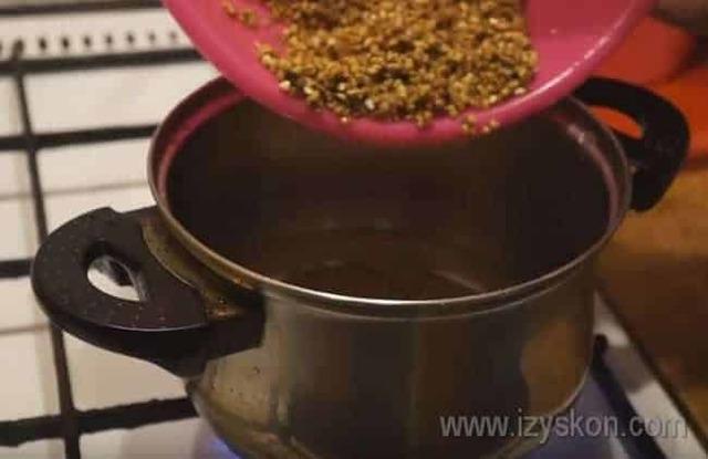 Гречневая каша для грудничка: рецепт, как приготовить для первого прикорма