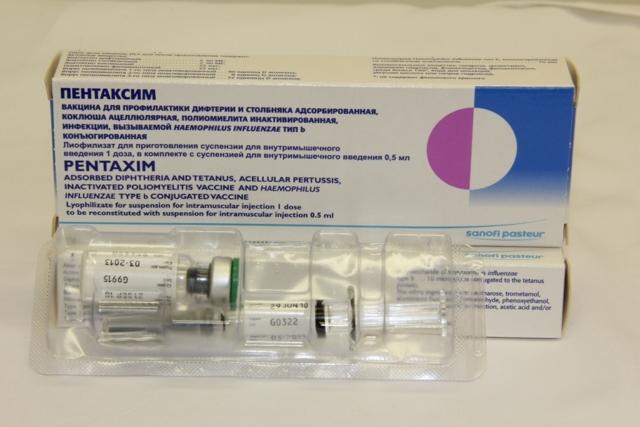 Температура после прививки АКДС и полиомиелита - сколько дней держится и что делать?