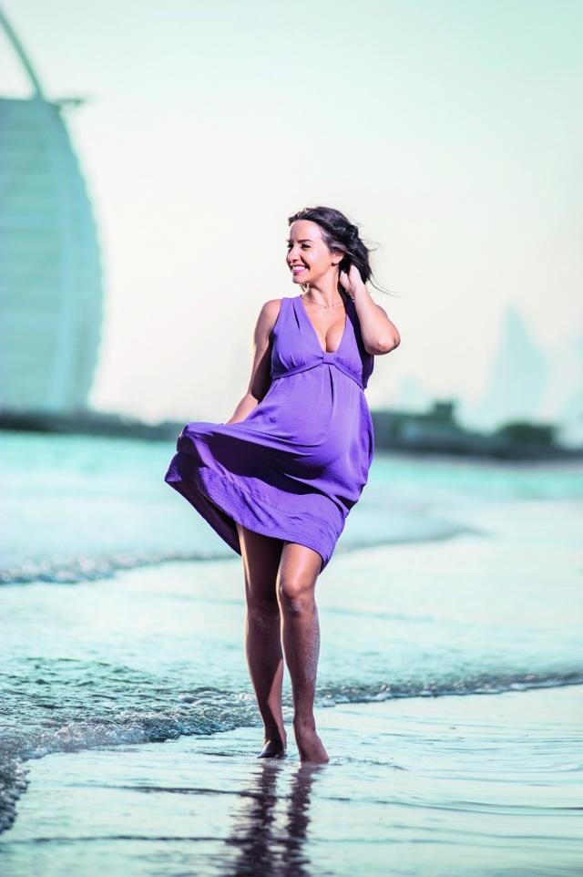 2 месяц беременности: живот на фото, признаки после зачатия, симптомы и ощущения, размер плода
