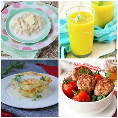 Гипоаллергенная диета для детей: меню для аллергиков разного возраста с рецептами