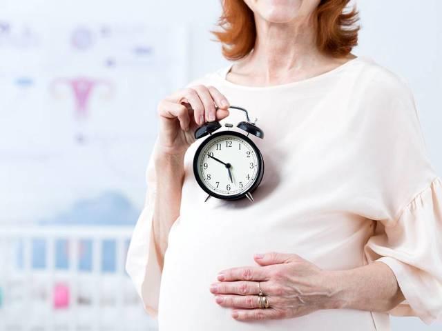 Беременность в 45 лет – возможна ли, родить здорового ребенка естественным способом не поздно?