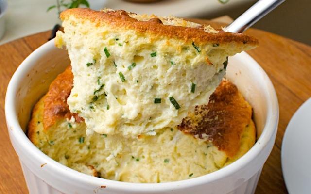 Мясное суфле - рецепт для детей, приготовление блюда в духовке или мультиварке