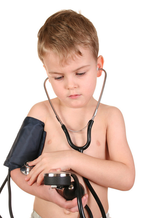 Норма давления у детей: какие должны быть показатели - таблица по возрасту у мальчиков и девочек
