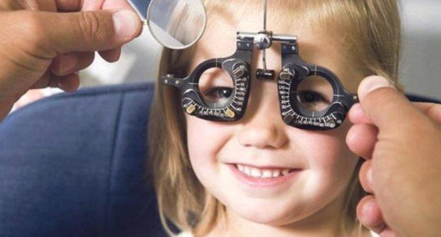 Астигматизм у детей - что это такое: причины и лечение глаз у ребенка до года и старше