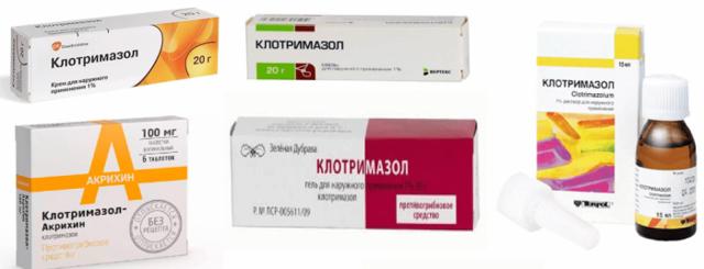 Клотримазол при беременности: инструкция по применению таблеток, мазей, крема и свечей