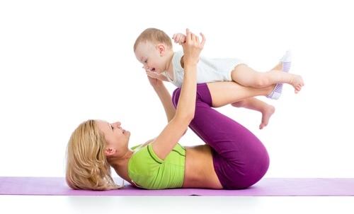 Когда после кесарева сечения можно заниматься спортом: рекомендации врачей и специальные упражнения